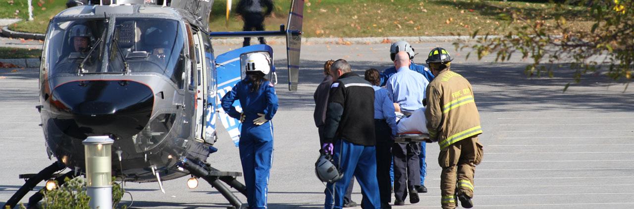 Landing Zone Information | Boston MedFlight FAQs